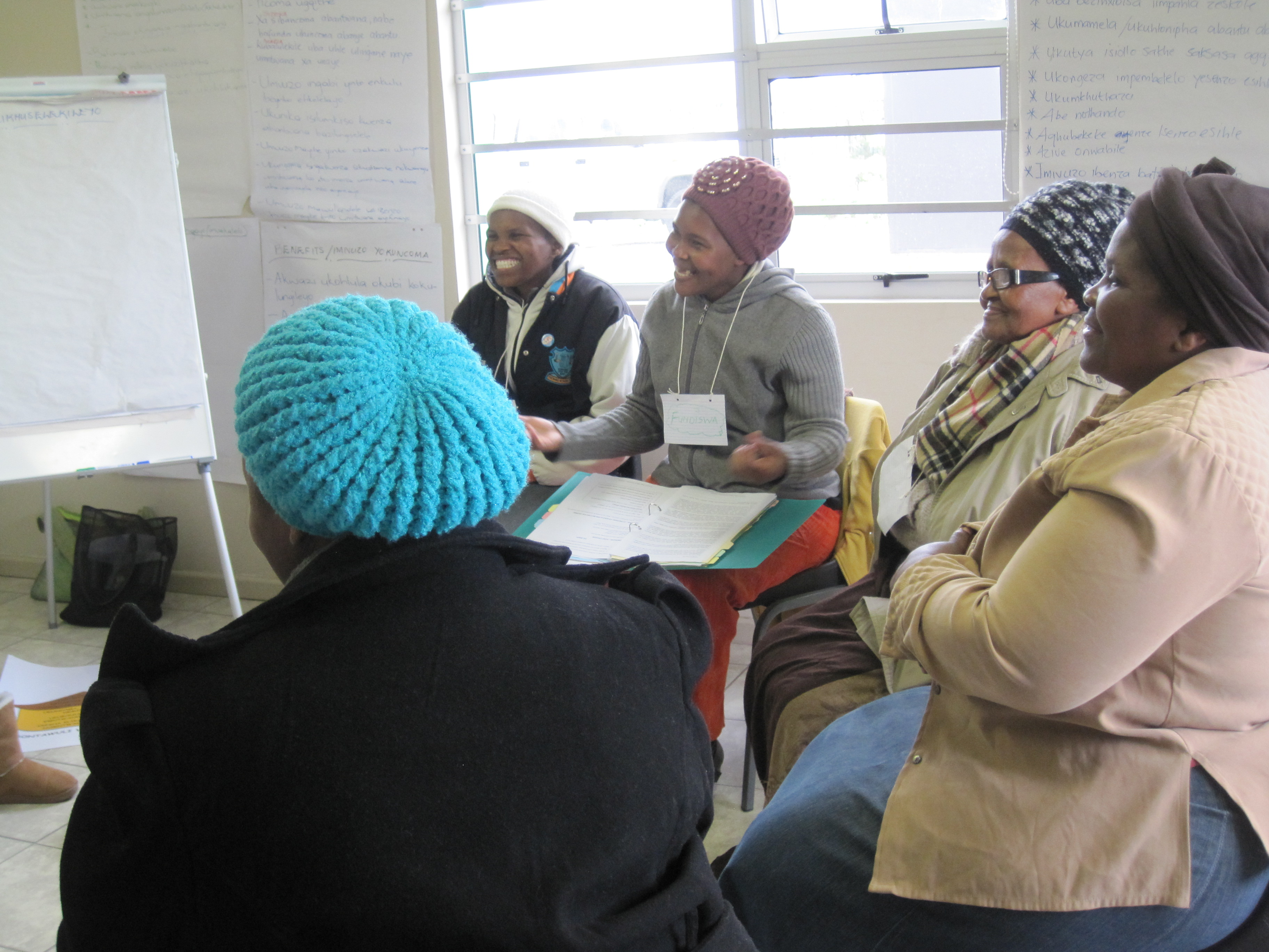 Building a Rondavel of Support for Families in Cape Town – News from