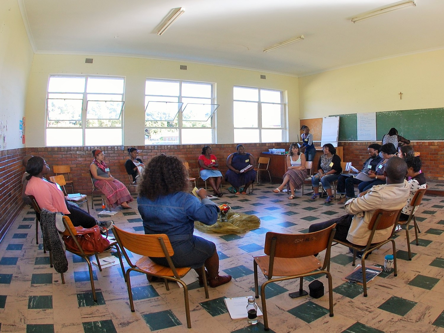 Educators Workshop, Khayelitsha, 2015