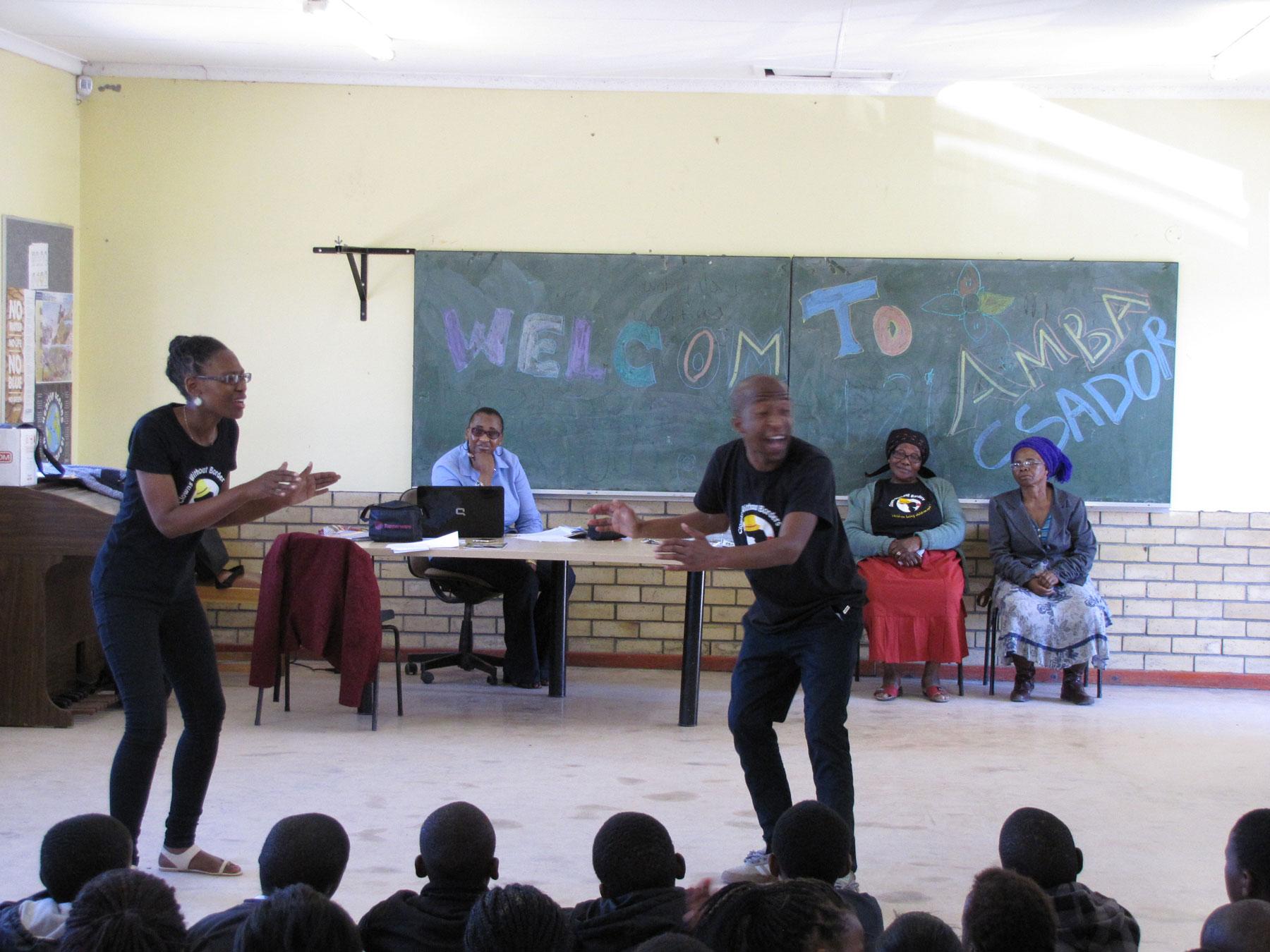 Schools-Storytelling-Tour,-Khayelitsha,-2015