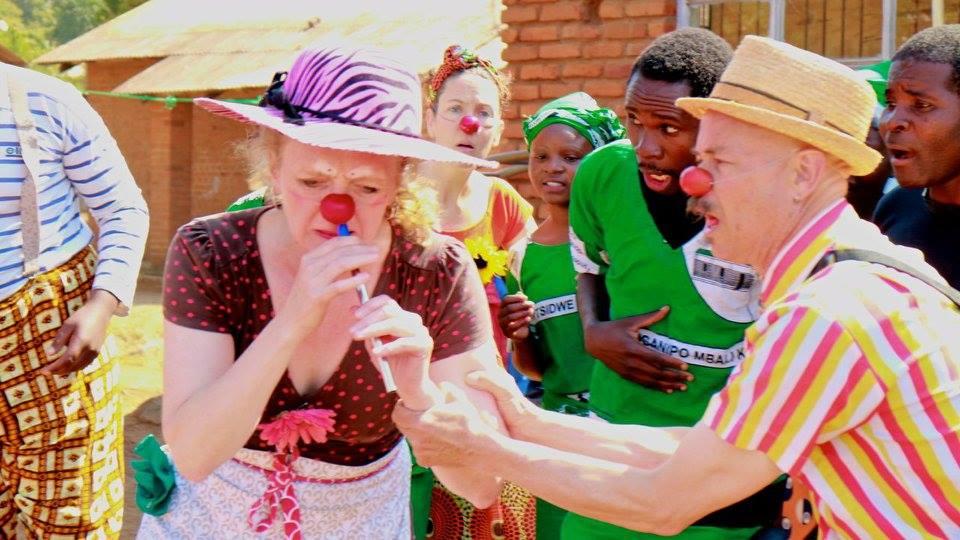 malawi clowns 2