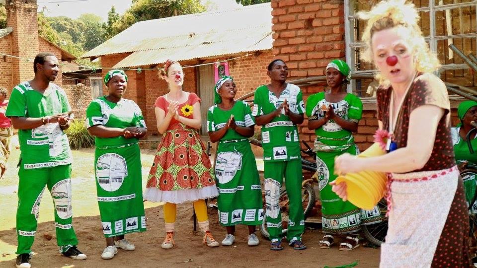 malawi clowns 3