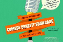 Comedy Benefit Showcase!
