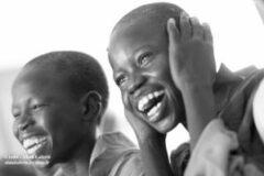 Clowning in Sudan