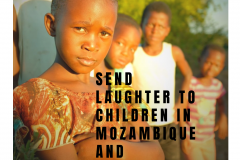 ACTION: Send Laughter to the Children of Mozambique and Zimbabwe!